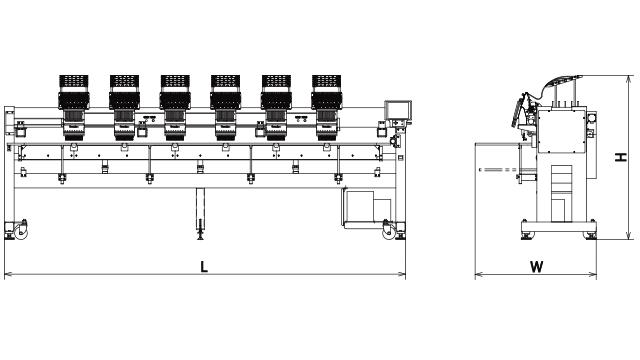 MODEL   BEKY-S1506CⅡ
